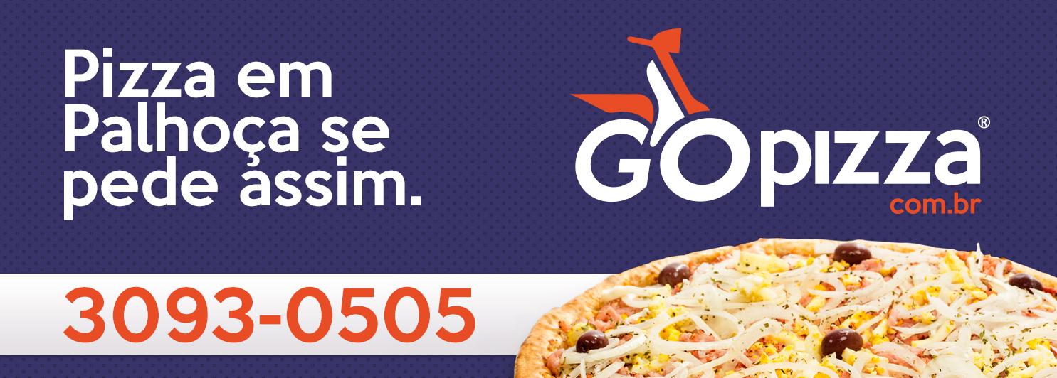 Pizza em Palho�a se pede assim